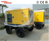 Diesel mobile Generator Set (With Trailer a 4 ruote, 100kVA) (HF80T2)