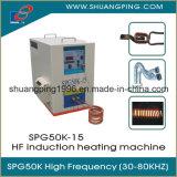 Spg50k-15 aan het Verwarmen Spg50k-600 Indcution Machine