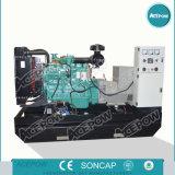 3 générateurs diesel à faible bruit de la phase 60Hz 30kw Cummins
