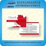 Carte d'identification de PVC Hologam de puce du contrôle d'accès Em4100/T5577