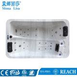 Monalisa cómoda bañera spa al aire libre para el doble de la persona (M-3502)