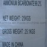 Bicarbonate de sodium chaud de la catégorie comestible 99%Min de vente