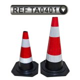 Конус движения PVC стоянкы автомобилей строительства дорог безопасности (TA0402)