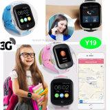 3G GPS Verfolger-Uhr für Person mit Istzeit aufspürenY19