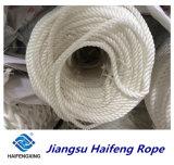 Nylon spesso Monofilament Composite Ropes per Fishing Port Operation