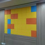 内部の装飾的な壁のポリエステル線維(PAP04-4)が付いている防音の音響パネル