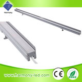 Mini perfil de alumínio fino 10W Epistar LED Linear Light Bar