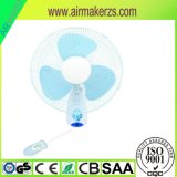 Montage mural de 16 pouces avec ventilateur oscillant Ce/ASA
