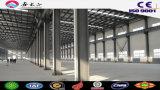 Struttura d'acciaio prefabbricata di prezzi bassi per il workshop (SS-806)