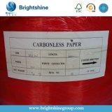 blaues Bild 3ply/schwarze CF kohlenstofffreies Kopierpapier des Bild CB-CFB