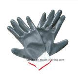 Ce стандарт нитриловые перчатки работы с покрытием