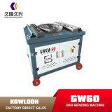 2018 Gw60 de Buigende Machine Van uitstekende kwaliteit van de Staaf van het Staal