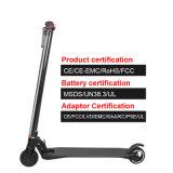 Rad-intelligenter elektrischer Roller der Kohlenstoff-Faser-zwei, Ausgleich, der elektrischen Roller, erwachsenen Kind-Stoß-Roller faltet