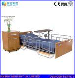 Hölzernes Super-Low elektrisches Hauptsorgfalt-Bett