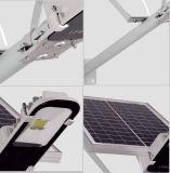 L'énergie solaire de rue de DEL allume la lumière extérieure imperméable à l'eau de jardin de mur