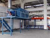 Macchina di schiumatura orizzontale continua automatica piena dell'unità di elaborazione