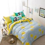 200tc印刷の綿の寝具セット