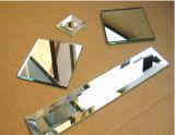 銀の上塗を施してあるフロートガラスからの高い反射ミラー