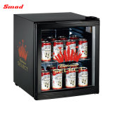 Smad 도매가 21L 상업적인 소형 유리제 문 전시 진열장