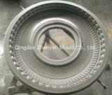 Fabricación del molde del neumático del carro ligero de China 6.50-15 Delux