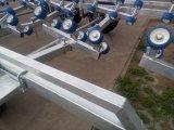 工場価格の競争のタンデム5800のボートのトレーラーの製造業者