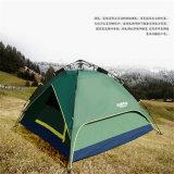 Bewegliches wasserdichtes automatisches geöffnetes im Freien 2 Personen-doppelte Schicht-sofortiges kampierendes Familien-Zelt