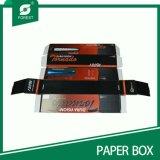 Boîte de papier de Corruagted personnalisé pour l'emballage de lumière à LED