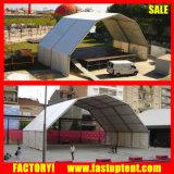 barraca de abrigo Polygonal 20m de alumínio de 15m para o famoso da mostra de arte