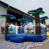 Inflatable Lovely Bouncer Bouncy Castle for Kids
