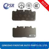 Сделано в Китае высокое качество отливки тормозных колодок опорную плиту для транспортирования