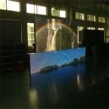 Mayor cubierta panel de la pantalla Resolución de la etapa P4 LED a todo color