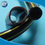 Tubo flessibile dell'acqua di colore di colore giallo di colore rosso blu per la tubazione del vinile del sistema di pulizia