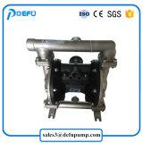 Aluminiumlegierung-Luft-Doppelt-Membranpumpe (QBY)