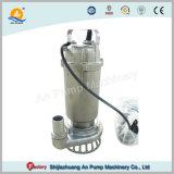 大きい粒子のための非詰る浸水許容の下水ポンプ
