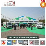 De hoogste Duidelijke Tent van de Markttent van het Dak voor de Handel van de Tentoonstelling toont