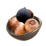 Vollständiger schwarzer Hauptknoblauch mit bestem Geschmack