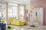 Moderner Entwurfs-Qualitäts-waschbares Kind-Gewebe-Bett (HCB020)