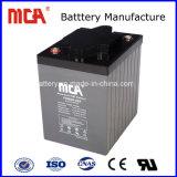 Haut de la vente 12V 240Ah Système de stockage de l'énergie solaire de batterie au gel à cycle profond