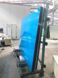 La grande radura di formato dei commerci all'ingrosso ha colorato la lastra di vetro laminata tagliata per graduare