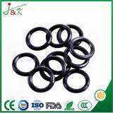 Маслостойкий черный цвет NBR нитриловые силиконового каучука уплотнительное кольцо