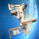 Verwendetes Semlima Doppeltes verlegt Steppstich Sitztypen Schuh-Rand-Nähmaschine (CP-168S)
