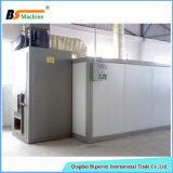 Различные системы отопления энергии порошок покрытие печь/сушки и оборудование