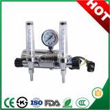 Prix attractif général Régulateur de pression de gaz haute pression avec débitmètre