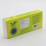 Diseño profesional de papel de té Caja de embalaje Caja de té Caja de embalaje personalizado deslizante
