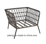 Cornor Sofa Set (YT892)의 Design Cheap PE Rattan Aluminum 새로운 Outdoor 정원 Furniture