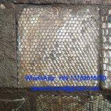 Les services de maintenance du convoyeur : les tôles de revêtement en caoutchouc en céramique