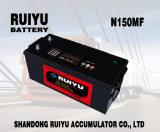 12V N150 MF 高品質 150ah 自動車バッテリートラック / 自動車バッテリー