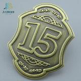 Jiabo сделало латунным материальным бронзовым цветом тонкий медальон