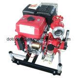 ホンダエンジンを搭載する高圧消火活動ポンプ