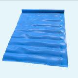 강철 널 지붕의 방수 처리를 위해 사용되는 강화된 PVC 막